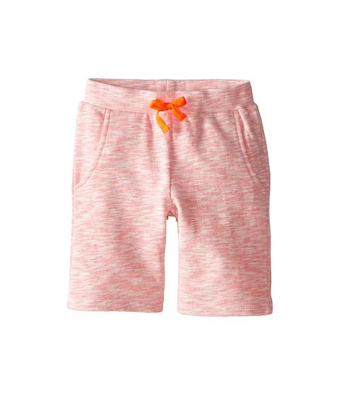 Stella McCartney Kids - Pepper Baby Knit Shorts (Infant) (Orange Sorbet) Girl's Shorts
