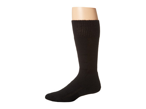 Thorlos - Comfort Fit Ski (Black Diamond) Crew Cut Socks Shoes
