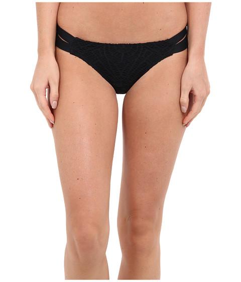 Hurley - Webbed Strap Pant (Black) Women's Swimwear