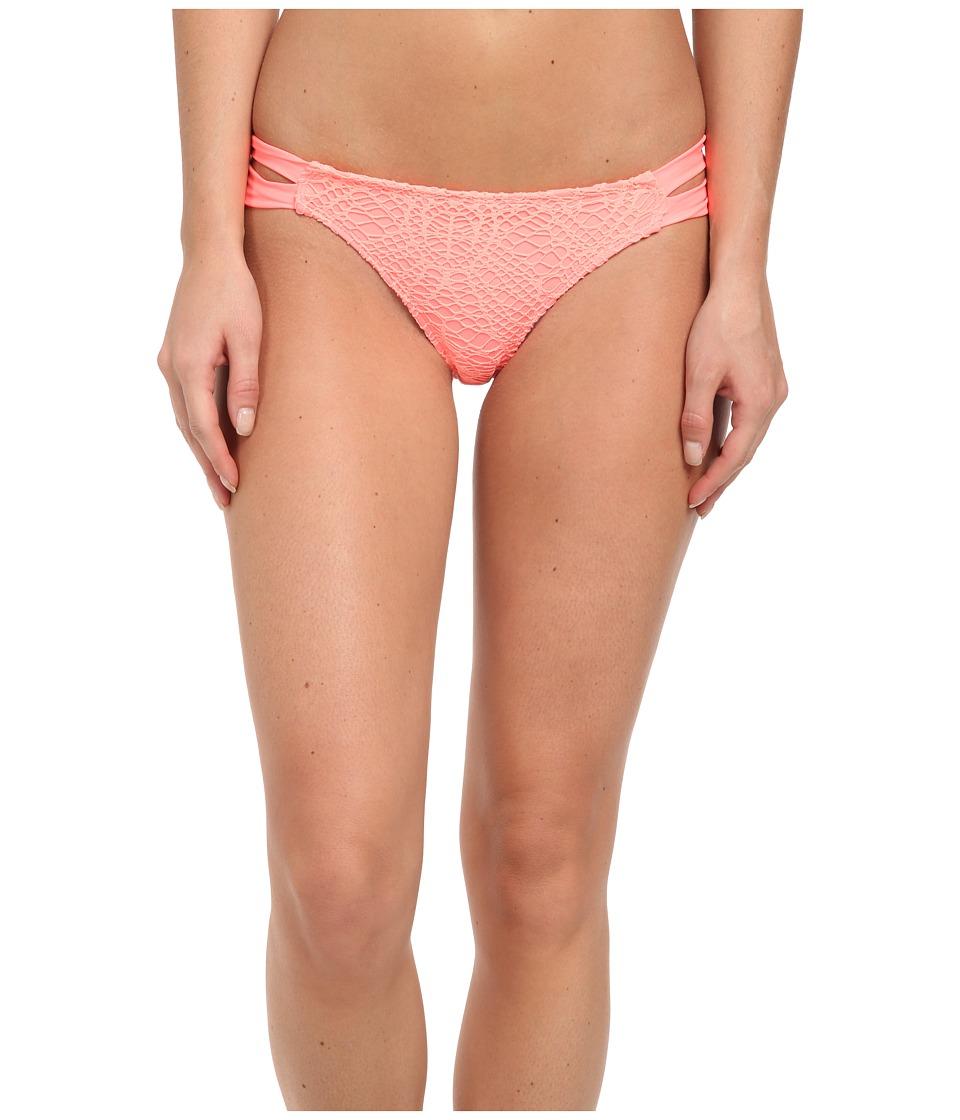 Hurley - Webbed Strap Pant (Pink) Women's Swimwear