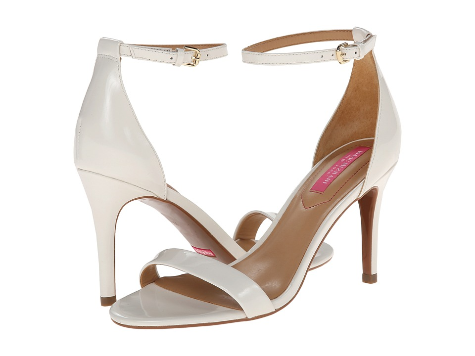 Isaac Mizrahi New York - Popular (White Patent) Women