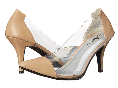 Annie - Deeply (Taupe) High Heels