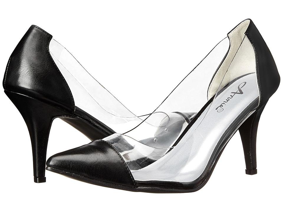 Annie - Deeply (Black) High Heels