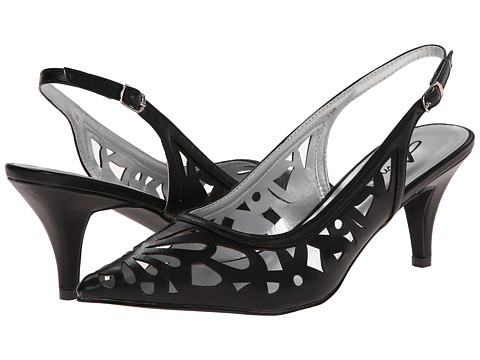 Annie - Dazzle (Black) High Heels