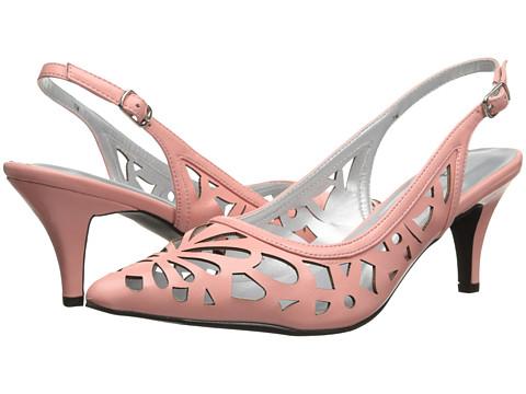 Annie - Dazzle (Coral) High Heels