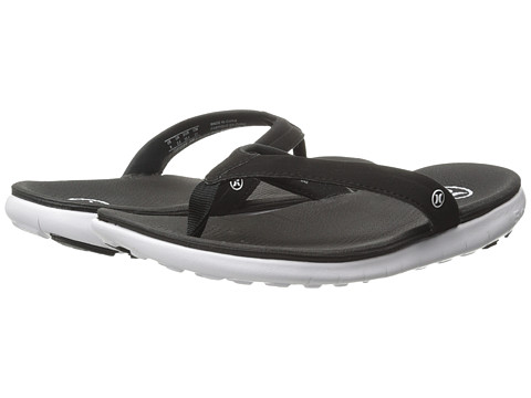 Hurley - Phantom Free Sandal (Black) Women's Sandals