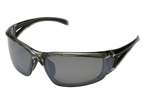 Columbia - 402 (Crystal Grey/Grey Flash Polarized) Sport Sunglasses