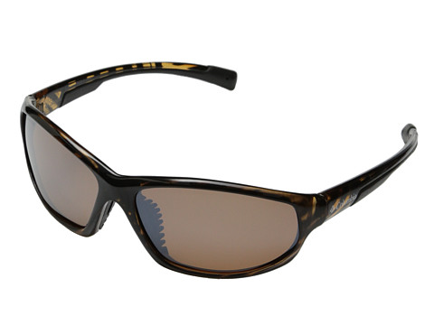 Columbia - 702 (Stripe Tortoise/Brown Flash Polarized) Sport Sunglasses