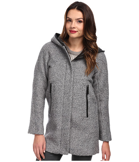 Vince Camuto - G8181 (Mid Grey) Women's Coat