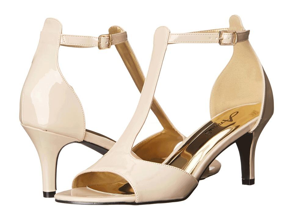 Annie - Lutrec (Nude) High Heels