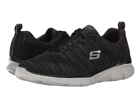 SKECHERS - Equalizer - Mental Clarity (Black/Grey) Men