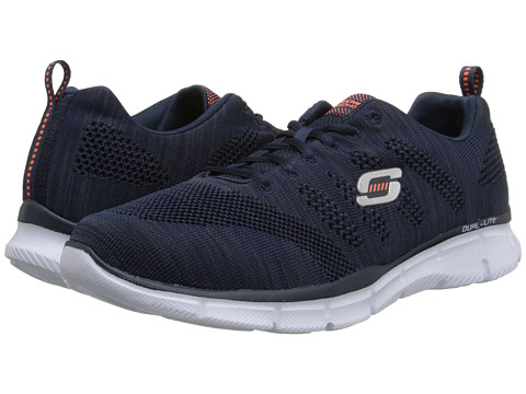 SKECHERS - Equalizer - Mental Clarity (Navy 1) Men's Shoes