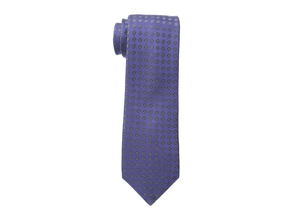 John Varvatos Star U.S.A. - Stardust Spot (Purple) Ties