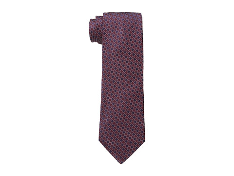 John Varvatos Star U.S.A. - Brick Solid (Burgundy) Ties