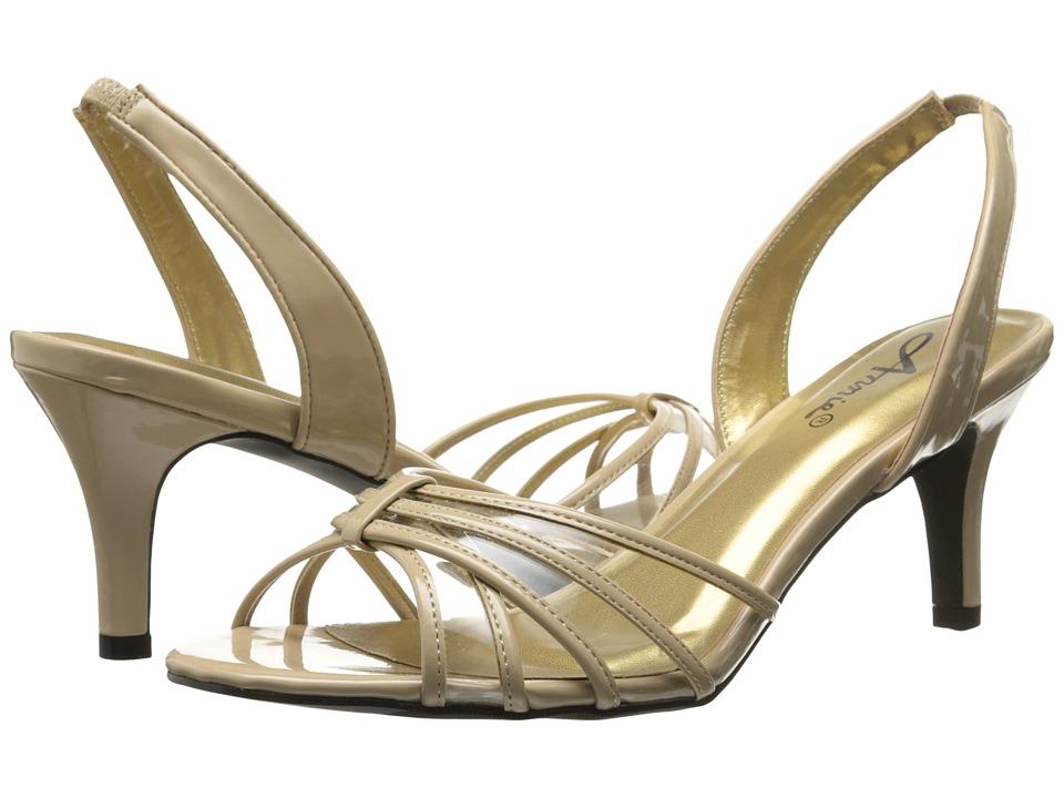 Annie Ladu (Nude) High Heels