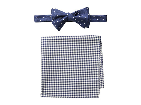 Tommy Hilfiger - Dot Gingham Set (Blue) Ties