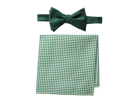 Tommy Hilfiger - Dot Gingham Set (Hunter) Ties