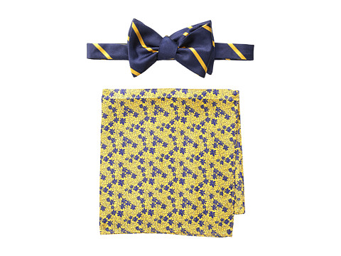 Tommy Hilfiger - Stripe Flower Set (Yellow) Ties