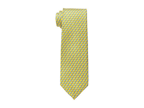 Tommy Hilfiger - Crabby Print (Yellow) Ties