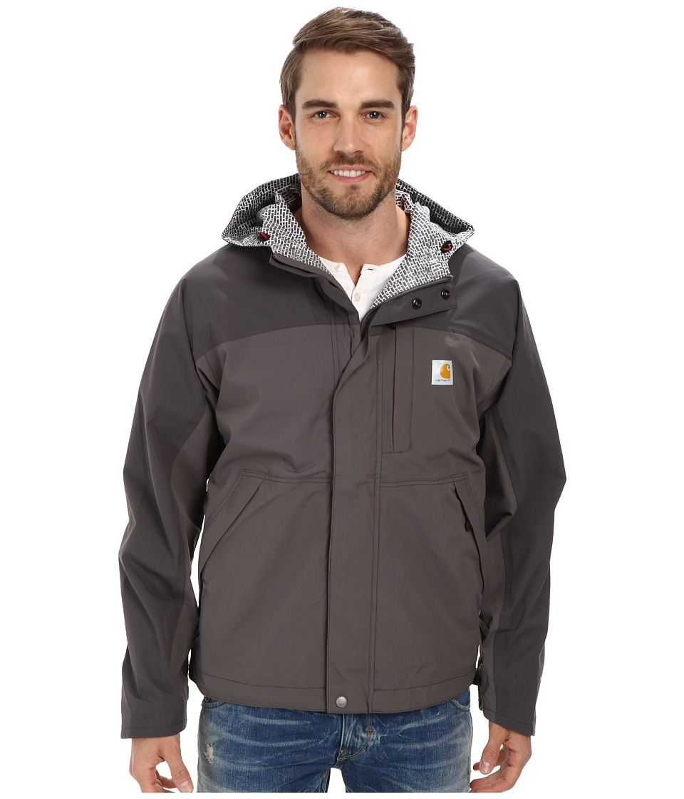 Carhartt - Shoreline Vapor Jacket (Shadow/Charcoal) Men