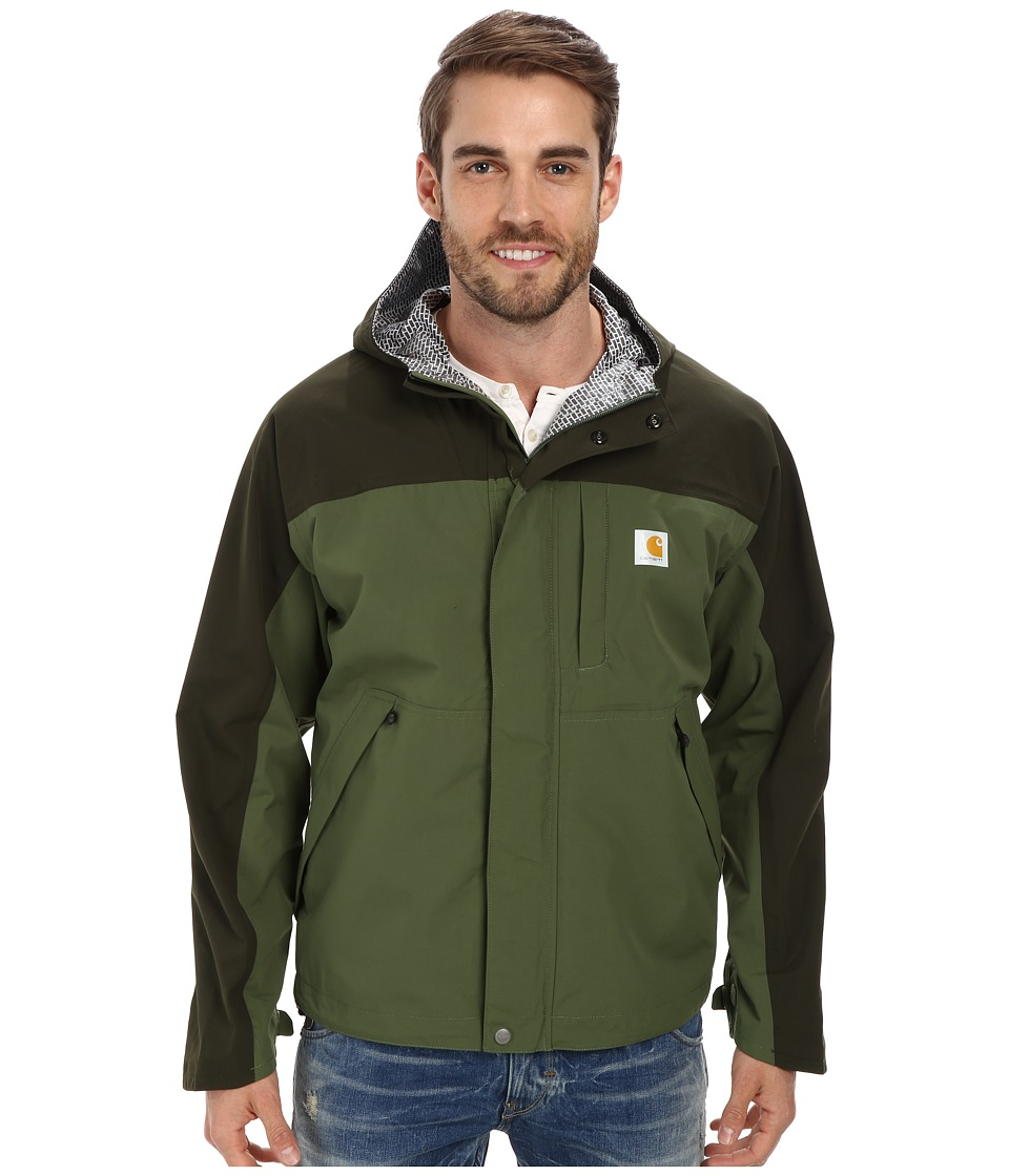 Carhartt - Shoreline Vapor Jacket (Bronze Green/Olive) Men's Jacket