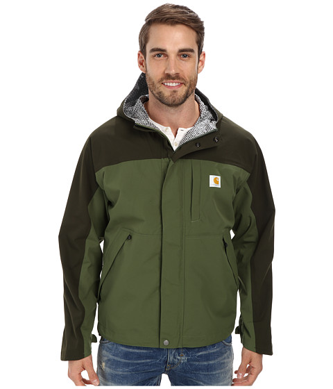 Carhartt - Shoreline Vapor Jacket (Bronze Green/Olive) Men