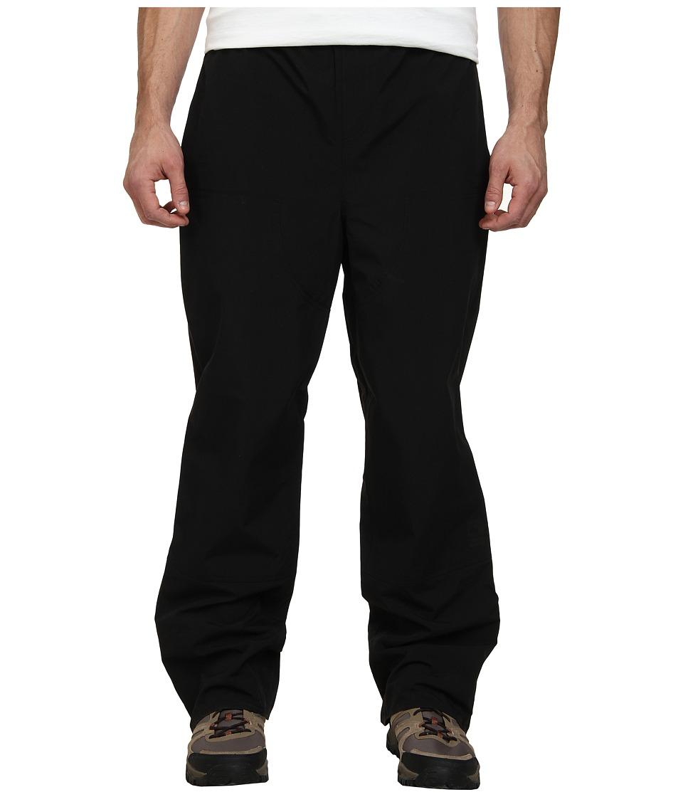 Carhartt - Big Tall Shoreline Vapor Pant (Black) Men's Clothing