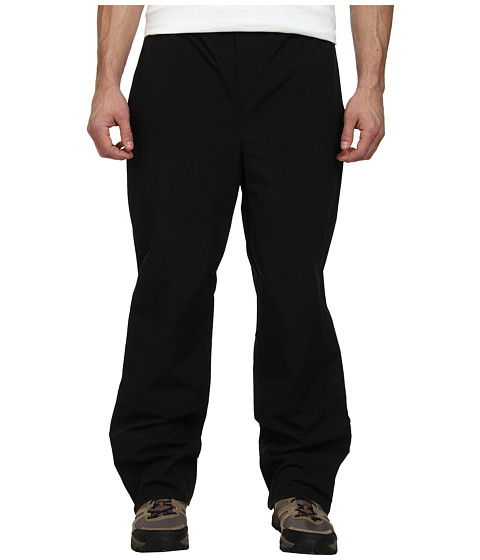 Carhartt - Big Tall Shoreline Vapor Pant (Black) Men's Clothing