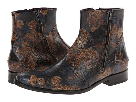 Robert Graham - Vandam (Floral) Men's Boots