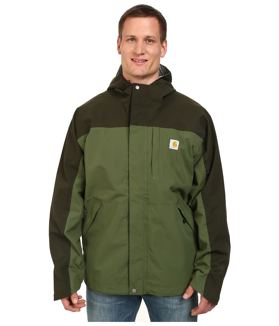Carhartt - Big Tall Shoreline Vapor Jacket (Bronze Green/Olive) Men's Jacket