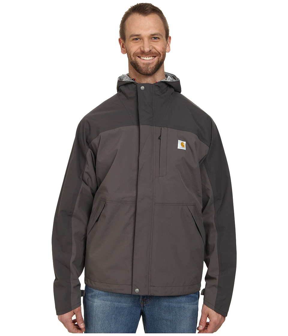 Carhartt - Big Tall Shoreline Vapor Jacket (Shadow/Charcoal) Men's Jacket