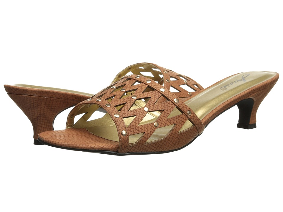 Annie - Kandi (Earth Brown) High Heels