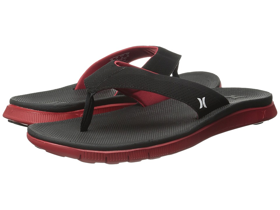 Hurley - Flex Sandal (Gym Red) Men