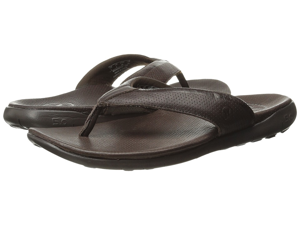 Hurley - Phantom Free Elite Sandal (Baroque Brown) Men's Sandals