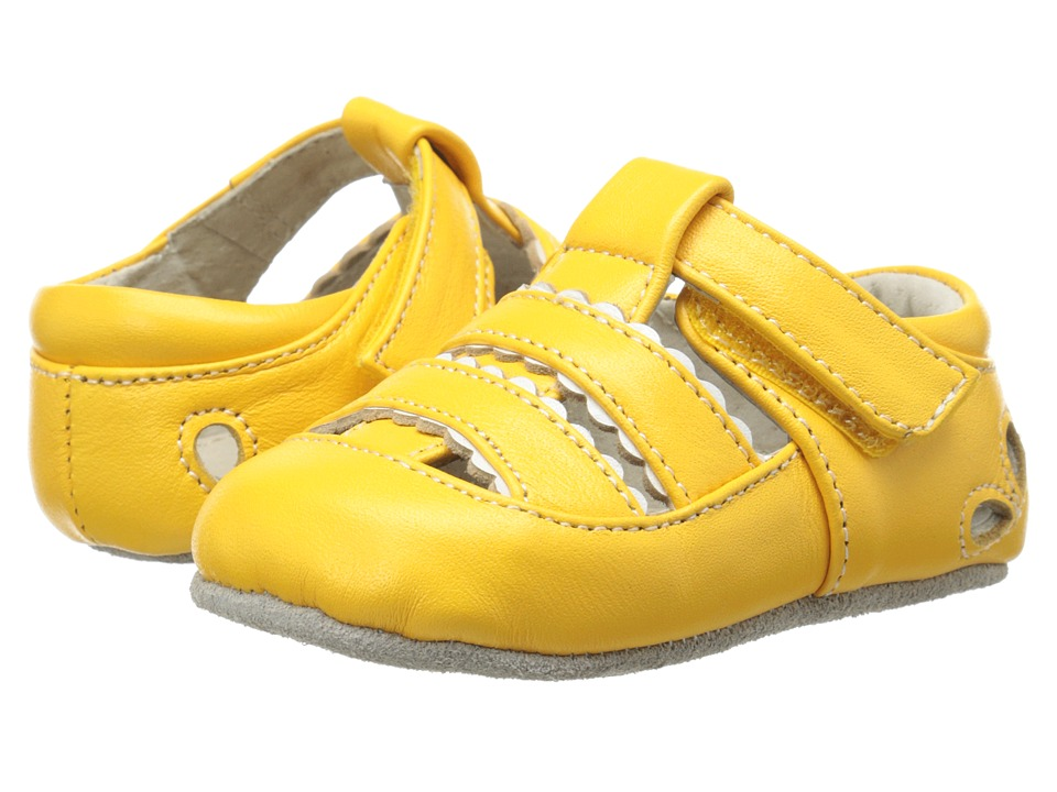 See Kai Run Kids - Brook (Infant) (Yellow SP15) Girls Shoes
