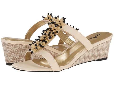 Annie - Ardent (Beige) Women's Wedge Shoes
