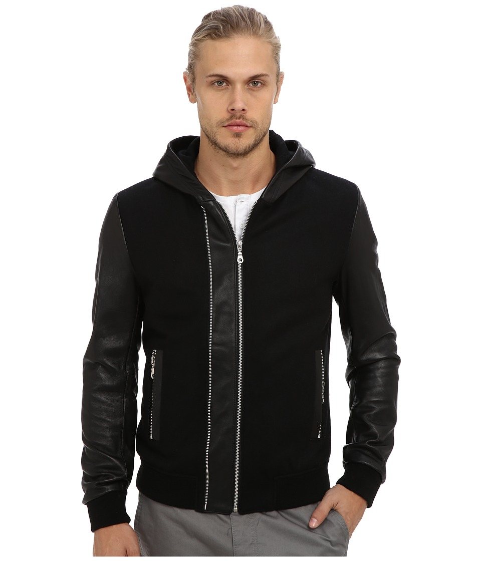 7 Diamonds - Ace Jacket (Black) Men