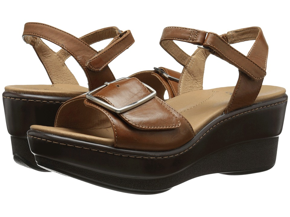 Dansko - Georgie (Toffee Nappa) Women