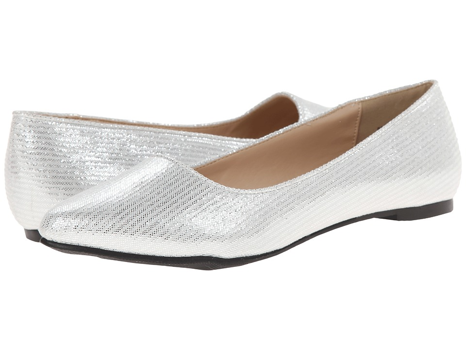 Image of Annie - Poppy (Ice) Women's Dress Flat Shoes