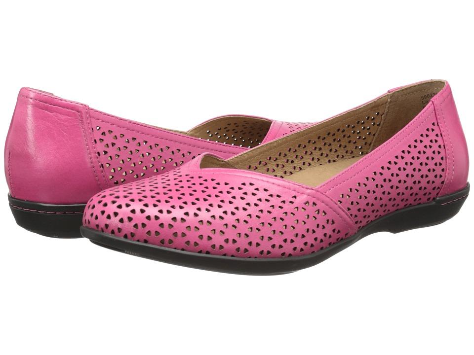 Dansko - Neely (Fuchsia Nappa) Women's Flat Shoes