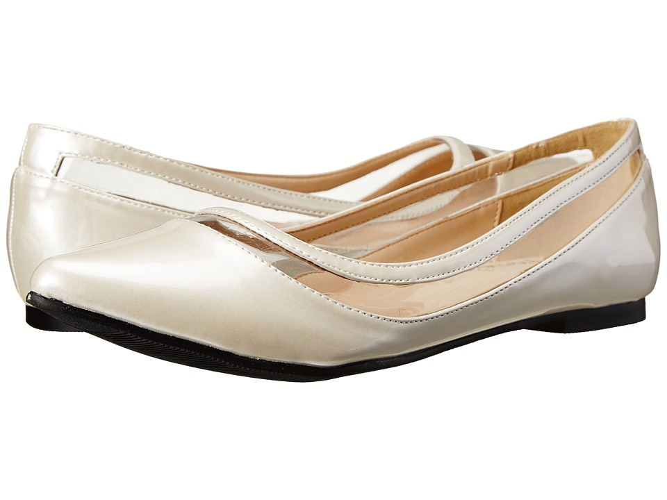 Annie - Presto (Pearl) Women's Dress Flat Shoes