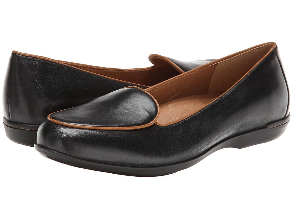 Dansko - Nastacia (Black Nappa Leather) Women