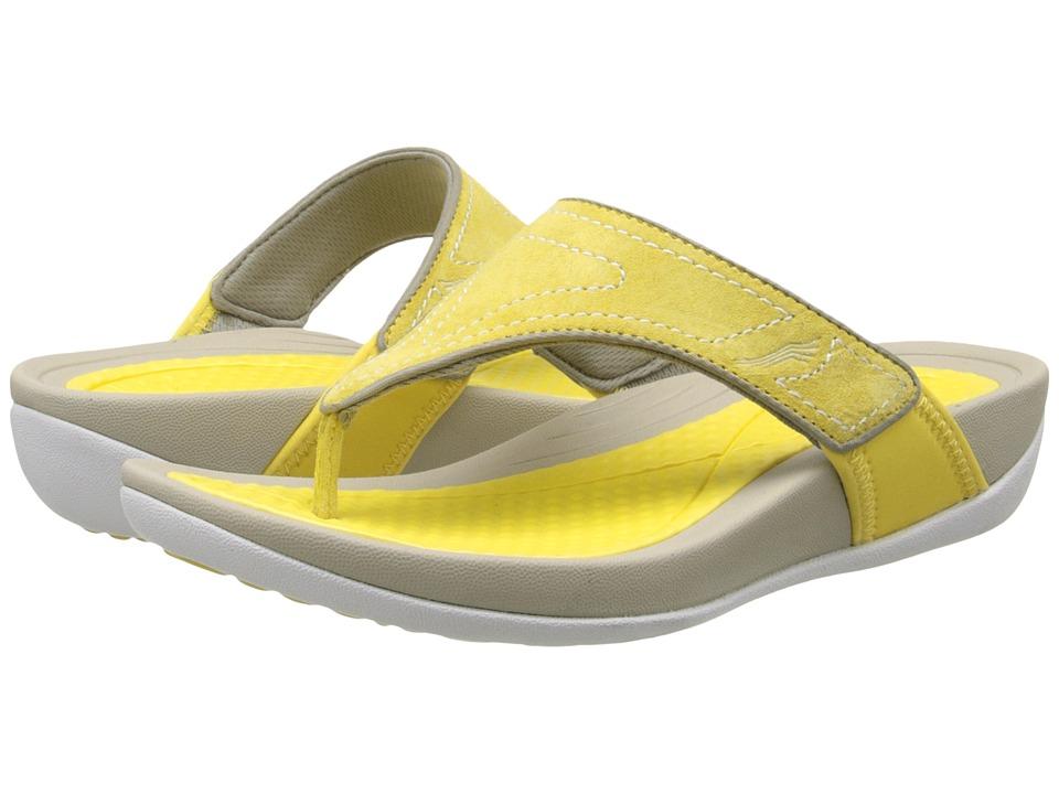Dansko - Katy (Yellow Suede) Women