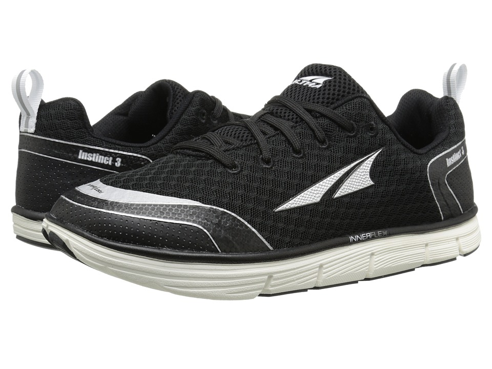 Altra Footwear - Instinct 3.0 (Black) Men's Running Shoes