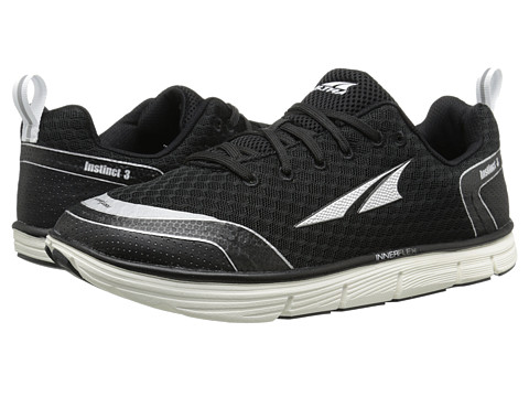 Altra Zero Drop Footwear - Instinct 3.0 (Black) Men's Running Shoes
