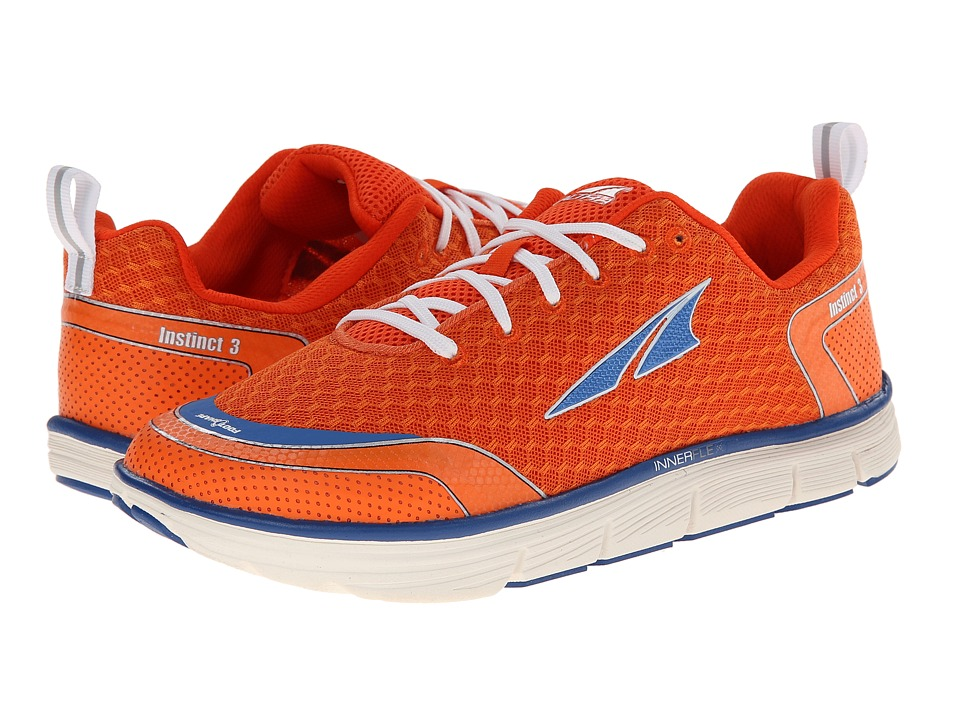 Altra Footwear - Instinct 3.0 (Orange Blue) Men's Running Shoes