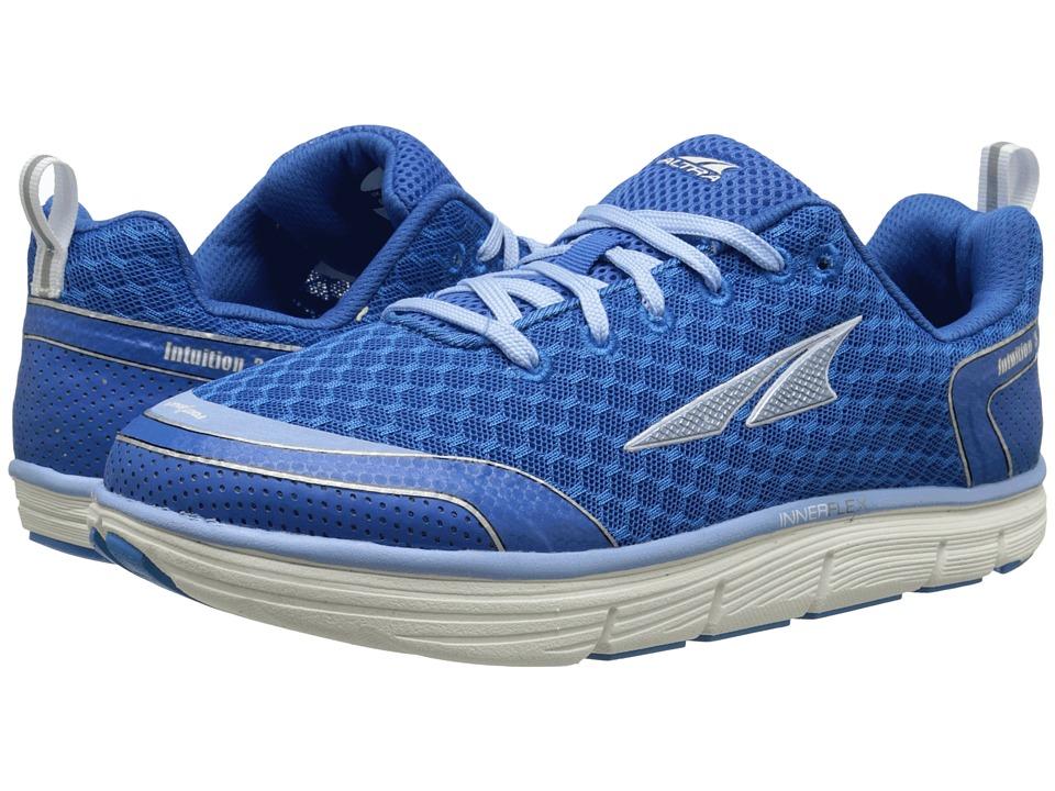 Altra Footwear - Intuition 3.0 (Blue) Women's Running Shoes