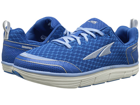 Altra Zero Drop Footwear - Intuition 3.0 (Blue) Women's Running Shoes