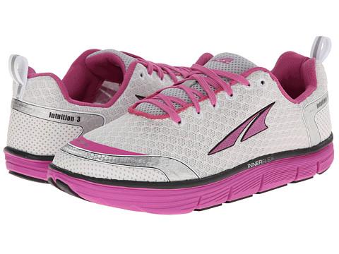 Altra Zero Drop Footwear - Intuition 3.0 (Silver/Pink) Women