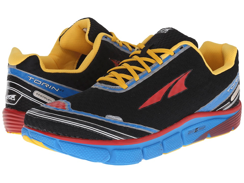 Altra Footwear - Torin 2.0 (Deep Lake/Deep Red) Men's Running Shoes